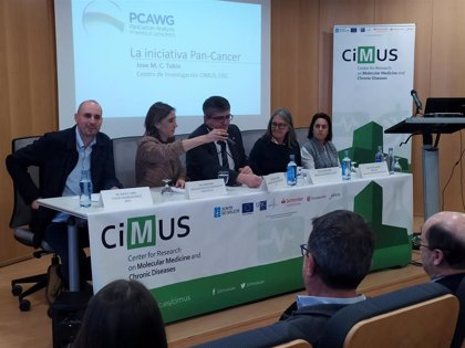 """La investigación de la USC sobre el cáncer sitúa a Galicia en la """"vanguardia mundial"""" de la biomedicina"""