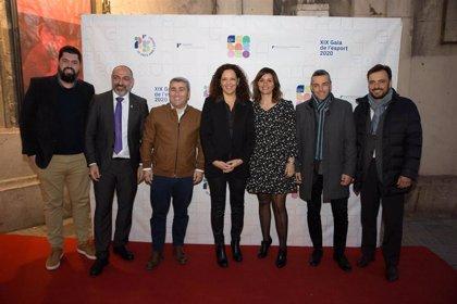 El Consell de Mallorca premia el trabajo de casi 130 jóvenes deportistas