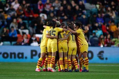 El Barça remonta al Atlético y luchará por el título de la Supercopa femenina
