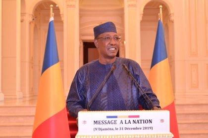 El presidente de Chad cesa al jefe del Estado Mayor del Ejército de Tierra ante el incremento de los ataques yihadistas