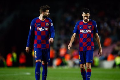 """Busquets: """"Es un final fatídico, así es el fútbol"""""""