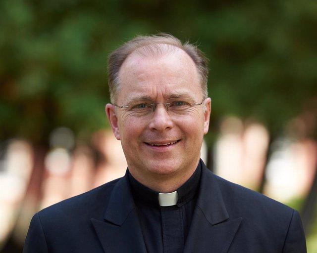 México.- John Connor, nombrado director de los Legionarios de Cristo en medio de