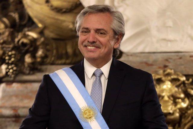 Argentina.- Fernández asegura que Argentina cuenta con el apoyo de Europa ante e
