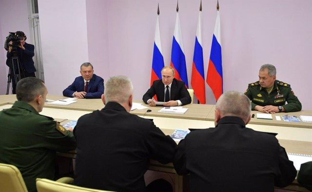 Siria.- Rusia denuncia que un avión con 172 pasajeros ha tenido que aterrizar en