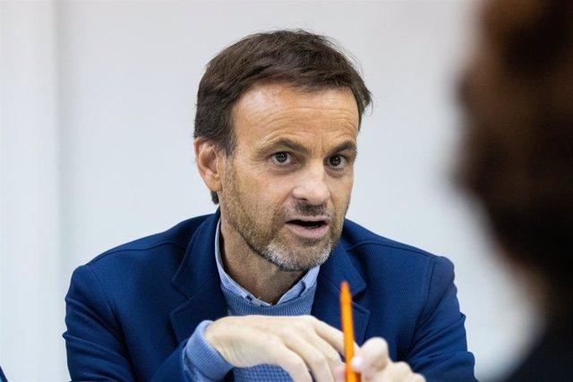 Jaume Asens (comuns) en una imatge d'arxiu