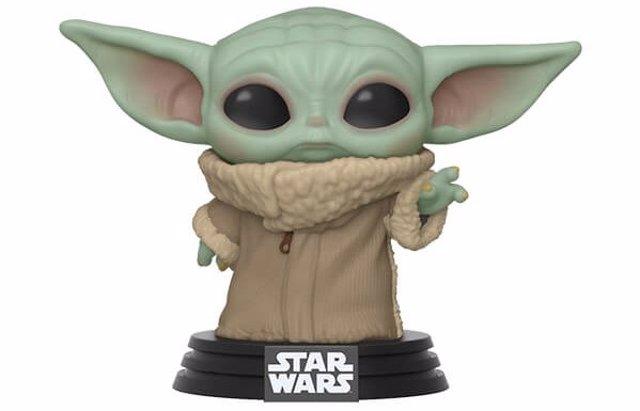Imagen del Funko Pop! de Baby Yoda