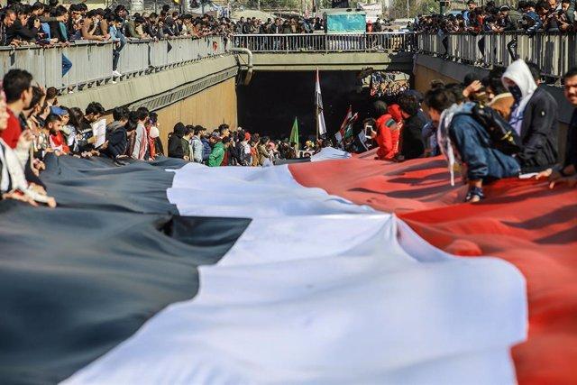 """Irak.- La oficina de Derechos Humanos de la ONU, """"alarmada"""" por la violencia con"""
