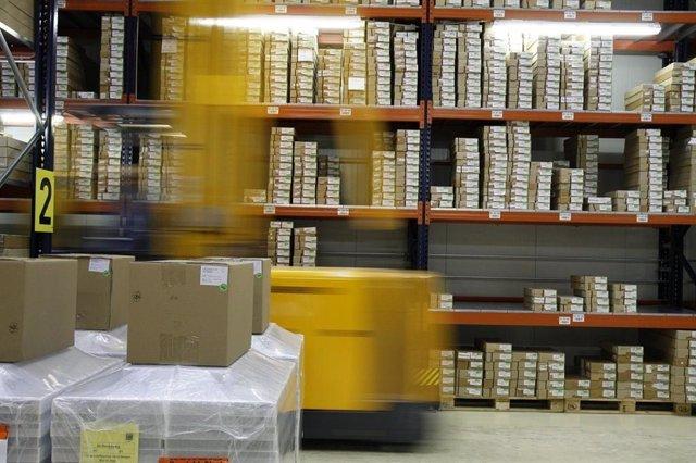 La inversión en logística en 2019 superó los 1.683 millones, su segunda mejor cifra desde 2003