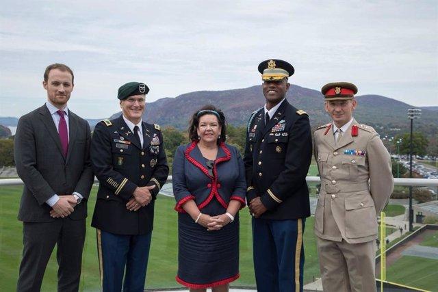 R.Unido/EEUU.- Karen Pierce, nueva embajadora de Reino Unido en EEUU