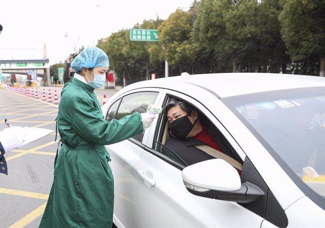 Coronavirus.- China ve un aumento constante de pacientes que se recuperan de la