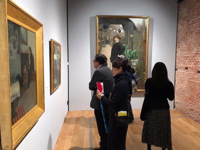 L'exposició del MNAC sobre la Barcelona del modernisme arriba a Tòquio (Japó)