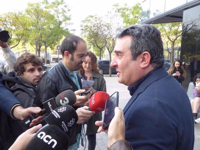 L'exalcalde de Sabadell Manuel Bustos.