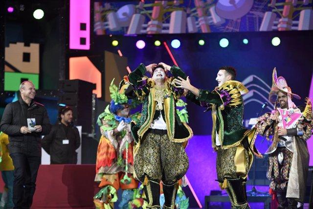 Resultado de imagen de Las entradas para las galas del Carnaval de Las Palmas de Gran Canaria se podrán a la venta la próxima semana