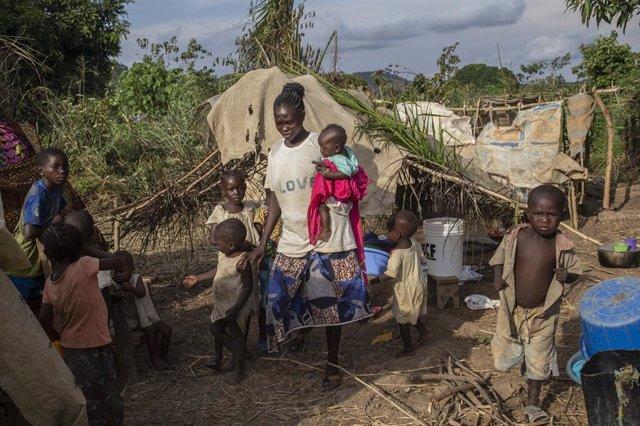 R.Centroafricana.- Condenados varios 'antibalaka' por matar a civiles y 'cascos