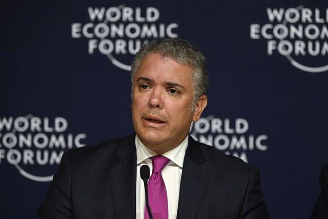 Colombia.- Duque realiza una pequeña remodelación de Gobierno con cambios en Sal