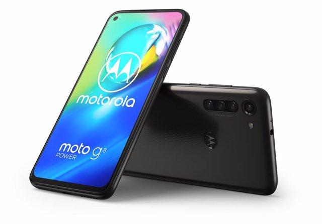 Motorola inaugura la serie G8 con el 'smartphone' Moto G8 Power, con batería de