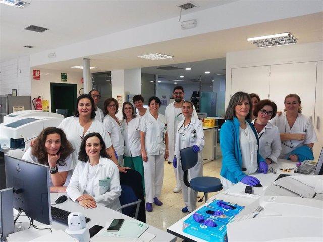 [Grupohuelva] Nota De Prensa Hospital Infanta Elena