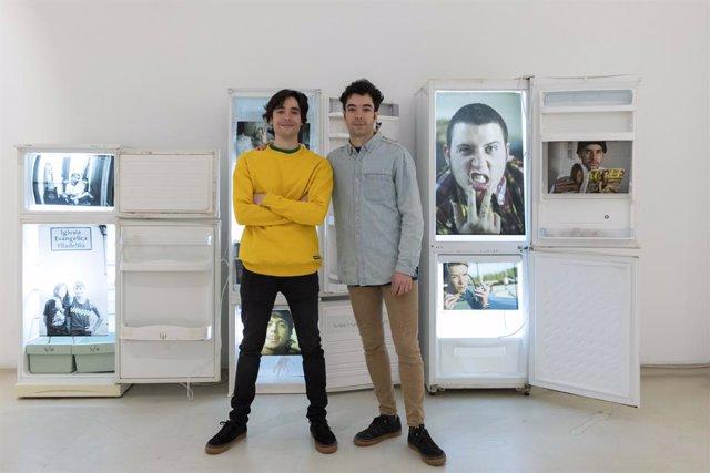 Las pandillas de jóvenes vascos inspiran la nueva exposición del dúo argentino '