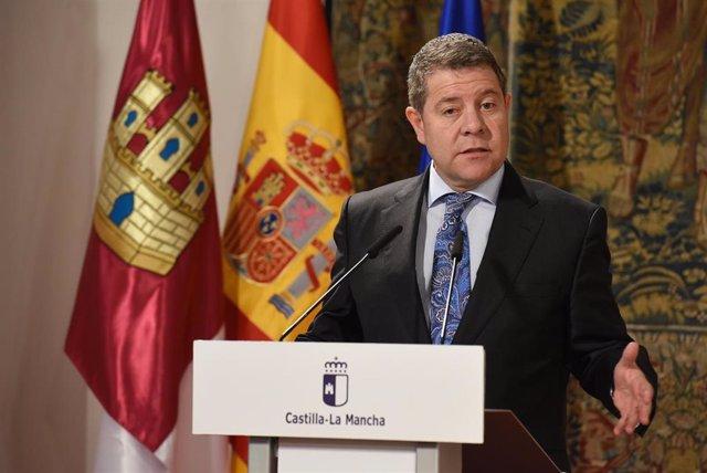 """Presidente de C-LM avanza una ronda de contactos con los ministros para hablar """"a conciencia"""" y """"no hacer solo la foto"""""""