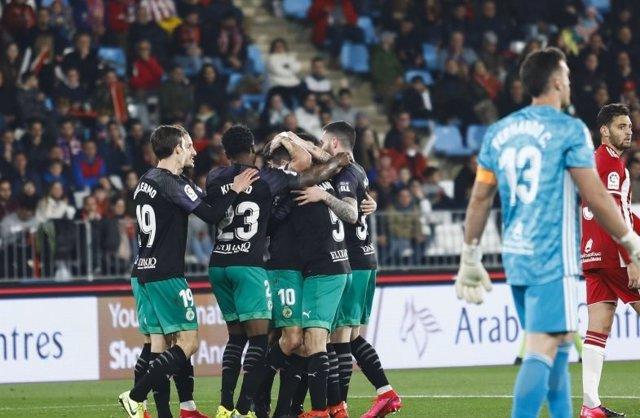 Fútbol/Segunda.- El Racing de Oltra sorprende al Almería