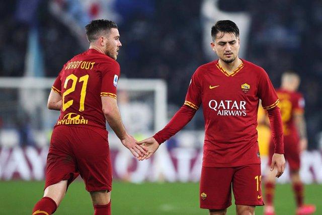 Fútbol/Calcio.- La Roma tropieza de nuevo ante el Bolonia