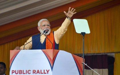 SUSTITUCIÓN India.- Modi se enfrenta a una dura prueba de popularidad en los comicios estatales de Delhi