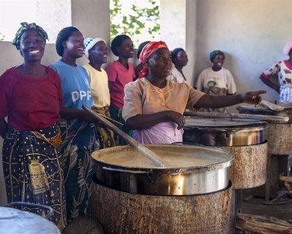 Mary's Meals alimenta a 1,7 millones de niños cada día en escuelas de 18 países