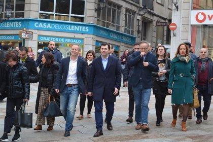 """Caballero (PSdeG) rechaza la vía judicial para reclamar el IVA al Gobierno y apuesta por el """"diálogo multilateral"""""""