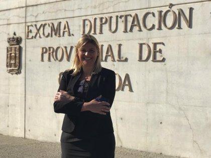 Inmaculada Hernández, nueva portavoz del PP en la Diputación de Granada