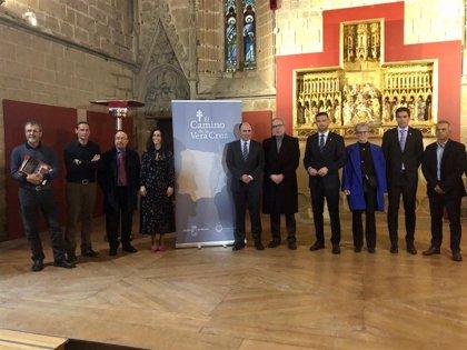 La CARM activa el 'Camino de la Vera Cruz' en Navarra como modelo para la recuperación del patrimonio de España