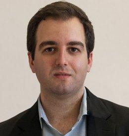 Diego Magaña, de Juventudes Regionalistas de Cantabria