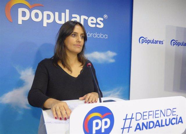 """Córdoba.- Jurado (PP) cree que Ruiz (PSOE) """"miente de forma descarada acorralado por los buenos datos"""" de la Junta"""