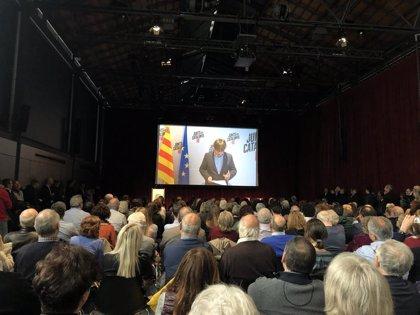 "Puigdemont reivindica JxCat como espacio resiliente: ""Lo hemos remontado todo"""