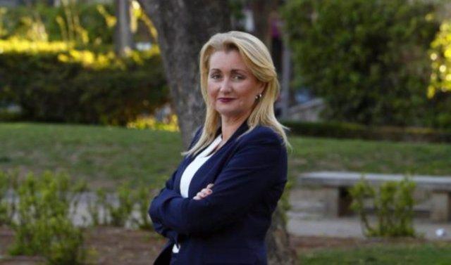 La directora del Instituto Andaluz de la Mujer, Laura Fernández Rubio, en una imagen de archivo.