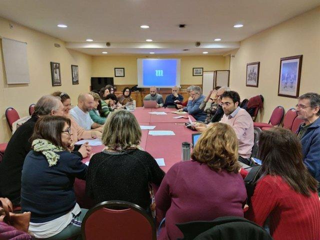 Consello das Mareas, máximo órgano de dirección de En Marea.
