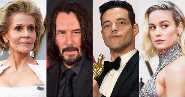 Presentadores de los Oscar 2020