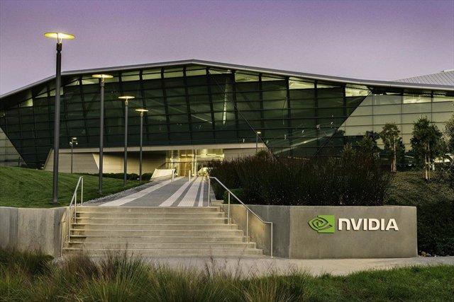 Edificio de Nvidia en Santa Clara, California