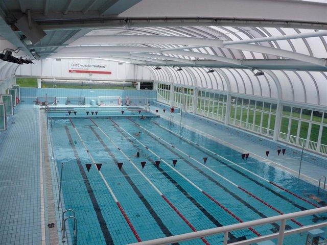 Instalaciones del centro deportivo Guelbenzu