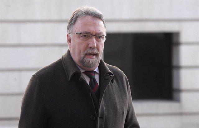 El diputado de Foro Asturias, Isidro Martínez Oblanca