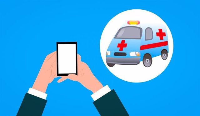 Servei d'emergències en dispositius