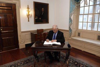 UE.- Borrell se disculpa por sus críticas al movimiento juvenil contra el cambio climático
