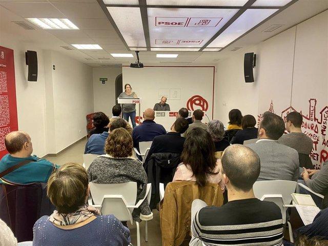 Reunión del PSIB en Menorca.