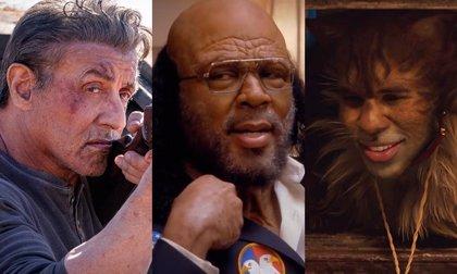 Cultura.- Cats, Rambo: Last Blood y Madea lideran las nominaciones a los Razzies 2020