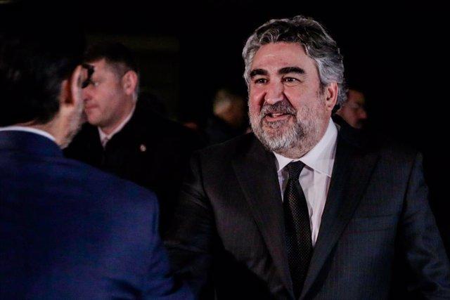 El ministre de Cultura i Esport, José Manuel Rodríguez Uribes.