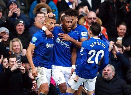 El Everton de Ancelotti acaricia los puestos europeos tras una nueva victoria