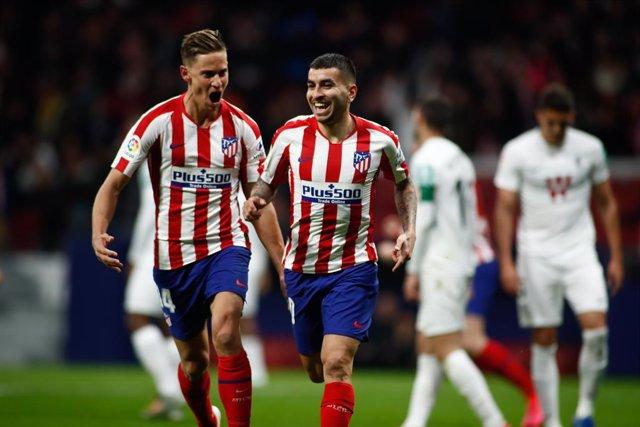 """Fútbol.- Correa: """"Después de marcar el gol nos metemos atrás solos"""""""