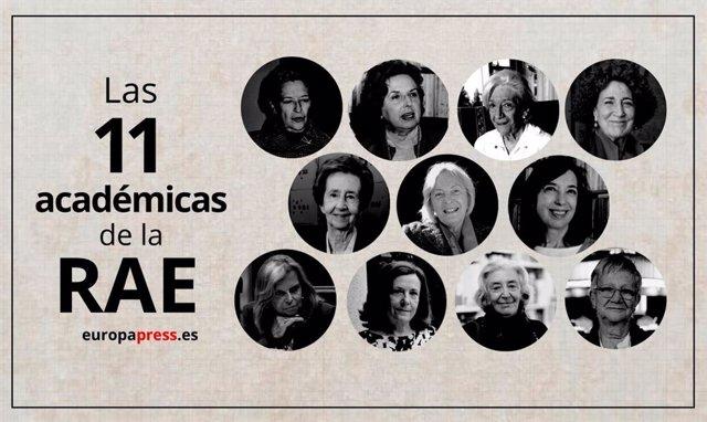 Se cumplen 42 años de la elección de la primera mujer en la RAE, Carmen Conde