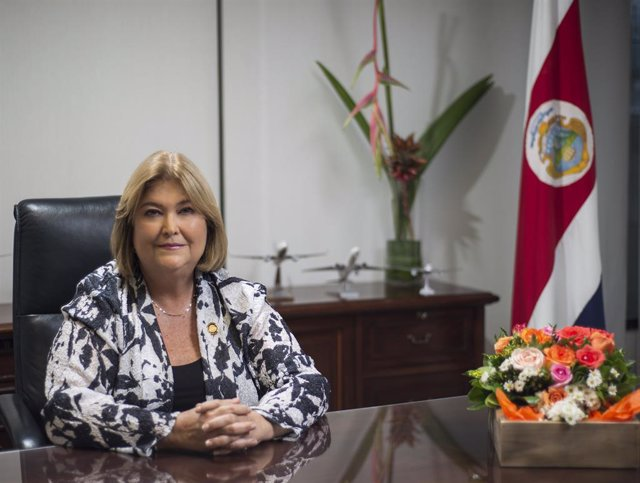 La ministra de Turismo de Costa Rica destaca la seguridad del país y apuesta por