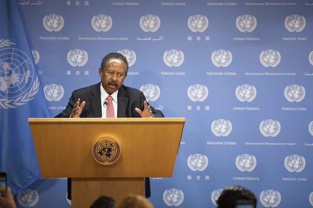Sudán.- El Gobierno de Sudán pide a la ONU el envío de una misión de paz para co