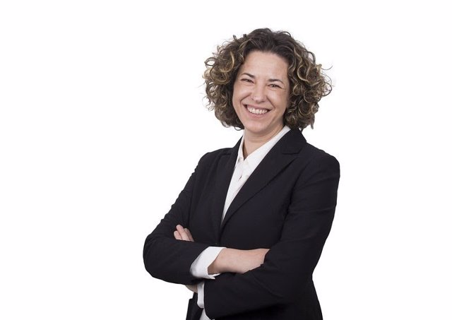 La diputada de Cs en el Parlament, Camí Fernández.
